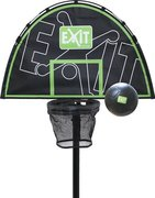 EXIT Trampolin Basketball Ring mit Ball