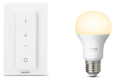 Philips Hue White draadloze dimmerset E27