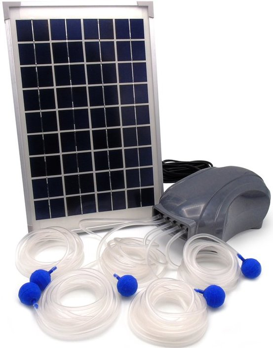 Ubbink Air Solar 600 Outdoor beluchtingspomp