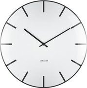 Karlsson Glass Dome wall clock