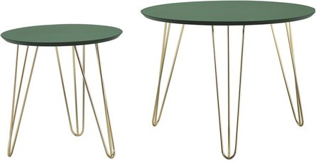Leitmotiv Two side table set