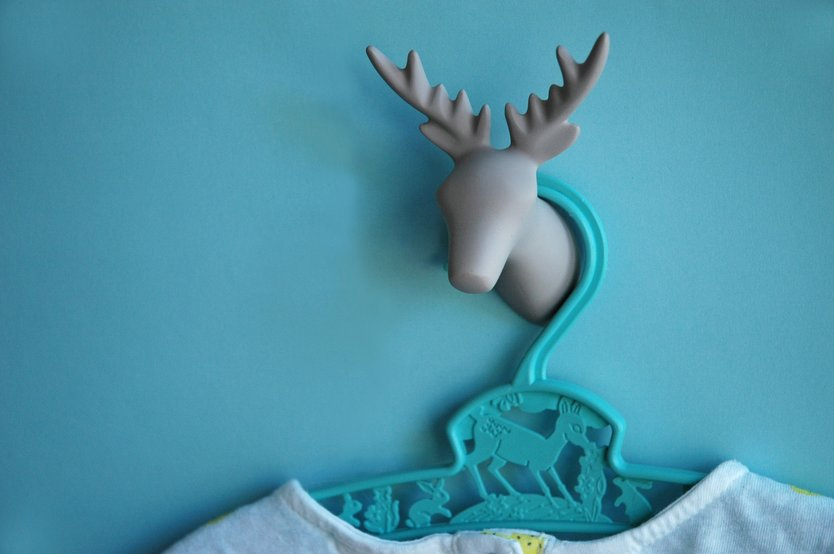 Zoo Dear Deer coat hook