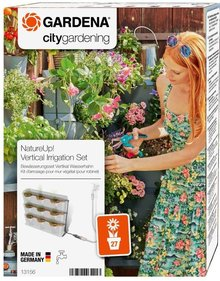 Set de riego vertical Gardena NatureUp