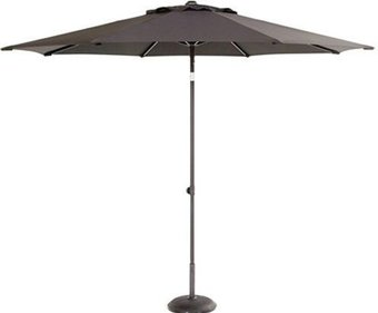 Hartman Sophie parasol push-up - gris
