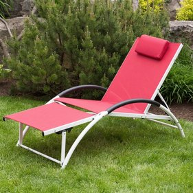 Vivere Dockside Sun lounger