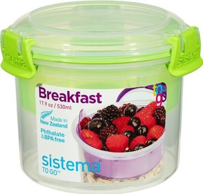 Sistema To Go breakfast bowl 530ml