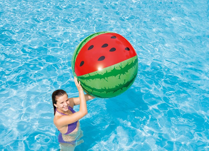 Intex Wassermelonen-Strandball