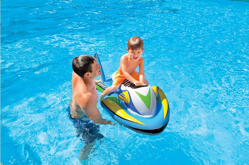 Intex Opblaasbare Wave Rider Jetski