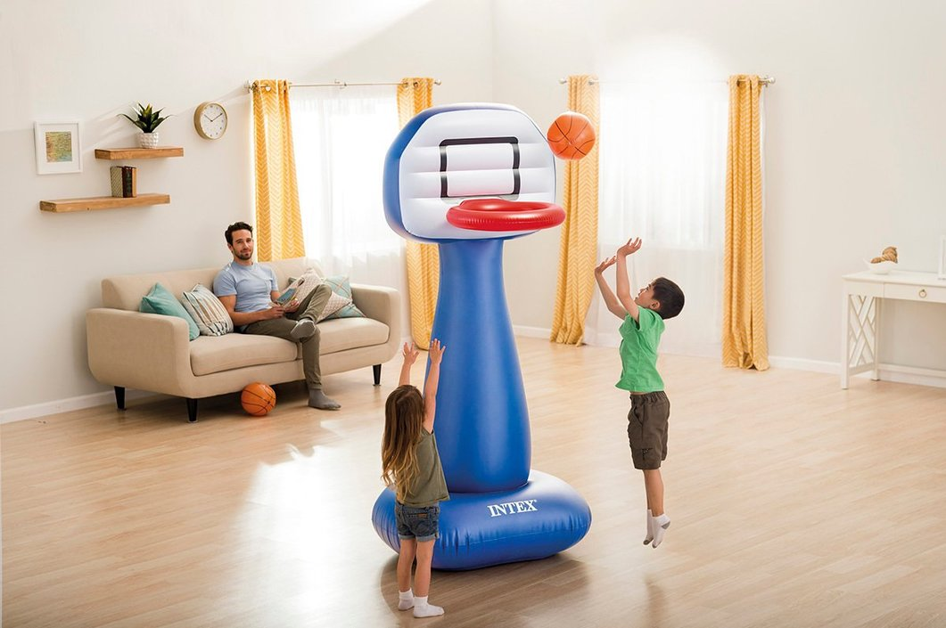 Intex Inflatable Basketball Post