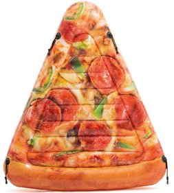 Intex Luftmatratze Pizza Slice