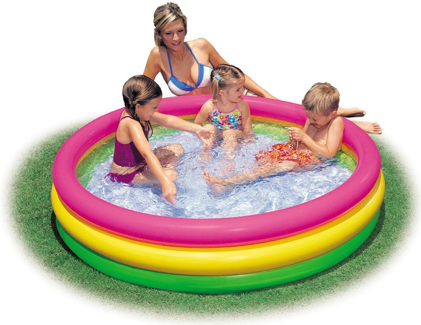 Intex Sunset Glow children's pool