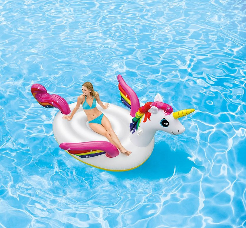 Intex Mega Unicorn float