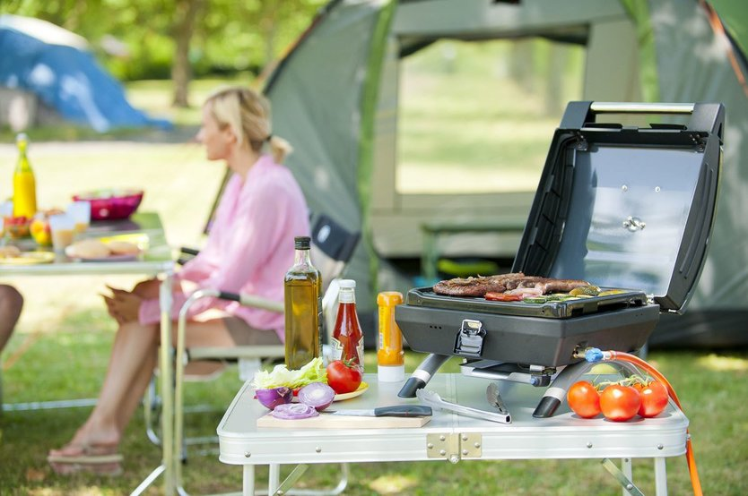 Campingaz 1 Series Compact LX R gas barbecue