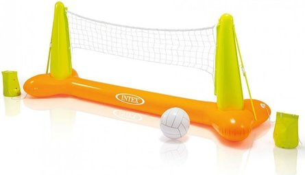 Intex opblaasbaar volleybalnet