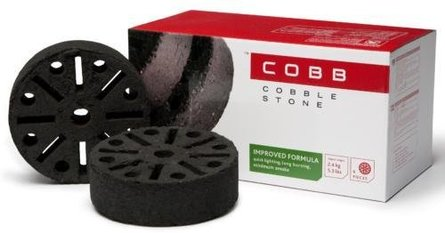 Cobb Cobble Stone briket - set van 6