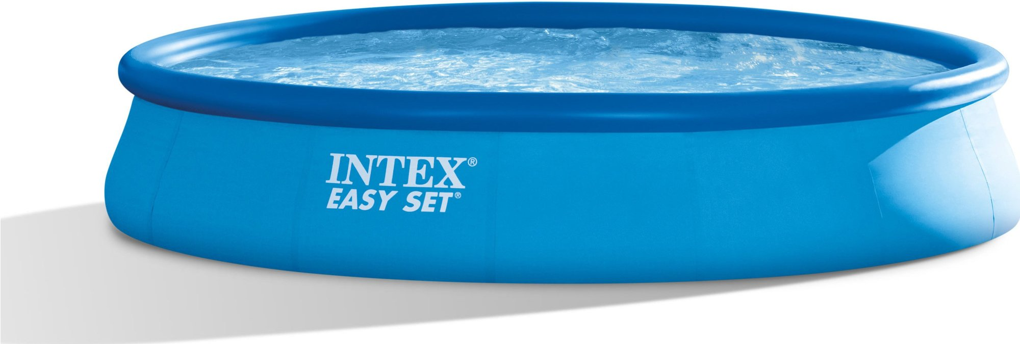 Intex Easy Set Pool 457 cm opblaaszwembad