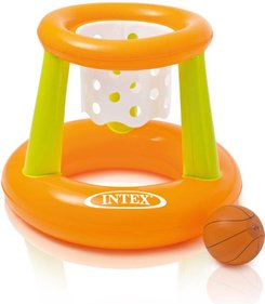 Intex drijvend basketbalspel