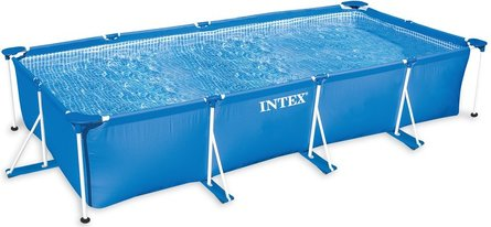 Intex Metal Framepool 220 × 150x60 cm above ground pool