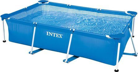 Intex Family Frame Pool 260 x 160 Aufstellpool