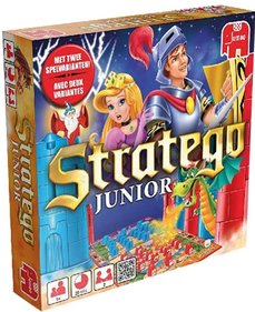 Stratego Junior bordspel