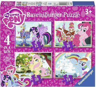 Ravensburger My Little Pony puzzelbox
