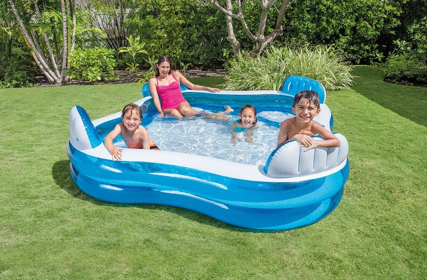 Intex Swim center paddling pool 229cm