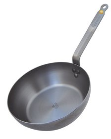 Bandeja wok DeBuyer Mineral B Element