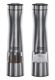 Russell Hobbs set of pepper and salt mills