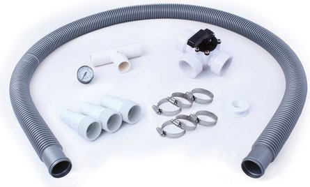 Interline Solar Heater Dome bypass kit