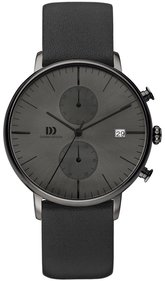 Danish Design IQ16Q975 Chronograaf horloge
