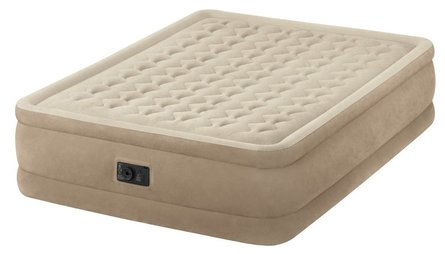 Intex Ultra Plush Raised Air Bed Queen
