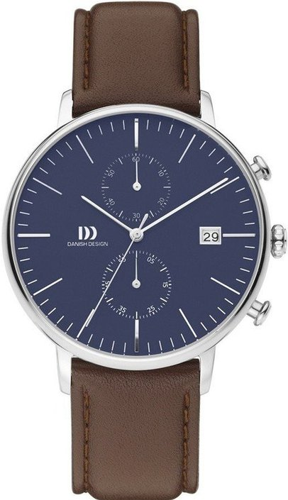 Danish Design IQ42Q975 Chronograaf horloge