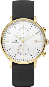 Danish Design IQ13Q975 Chronograaf horloge