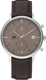 Danish Design IQ48Q975 Chronograaf horloge