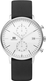 Danish Design IQ12Q975 Chronograaf horloge