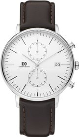 Danish Design IQ41Q975 Chronograaf horloge