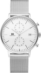 Danish Design IQ62Q975 Chronograph watch