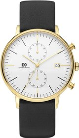 Danish Design IQ11Q975 Chronograph watch