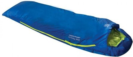 Highlander Serenity 350E blanket model