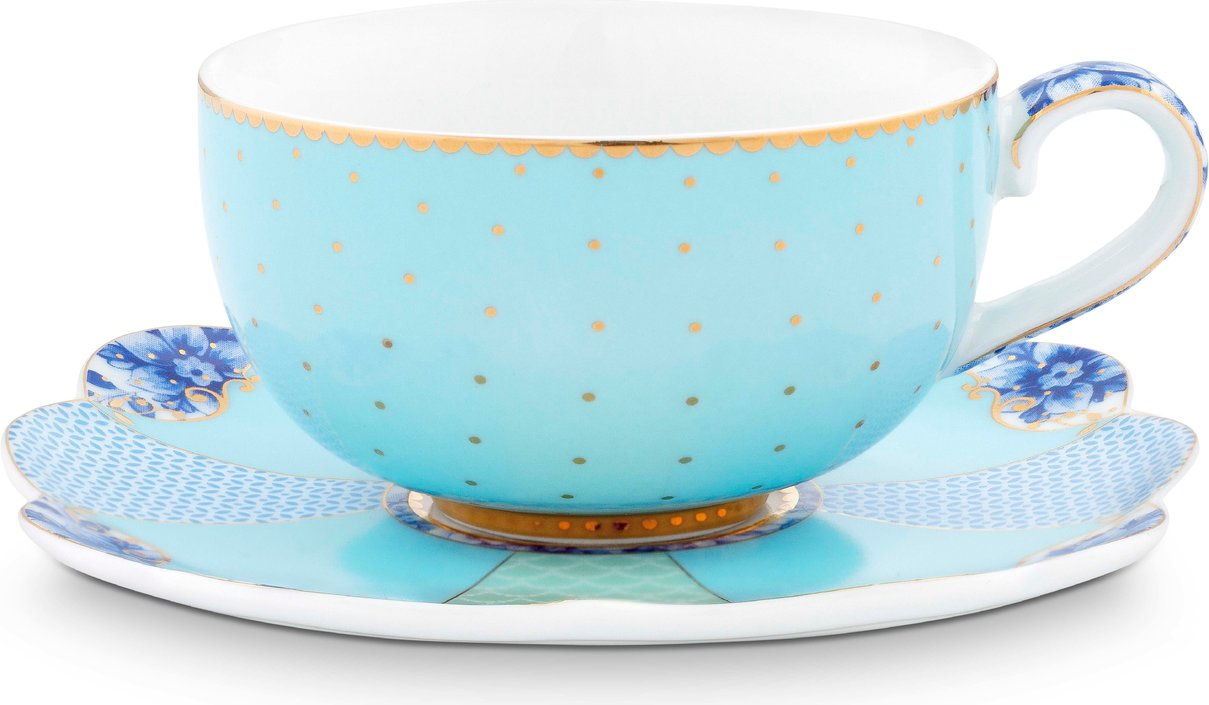 Pip Studio Royal Cup And Saucer Espresso