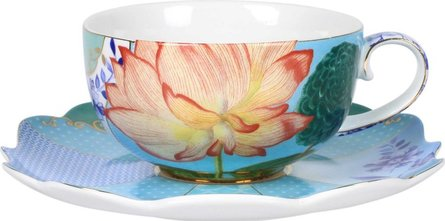 Pip Studio Royal Teetasse inklusiv Untertasse