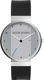 Jacob Jensen New Line 1 watch