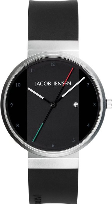 Jacob Jensen New Line 1 horloge