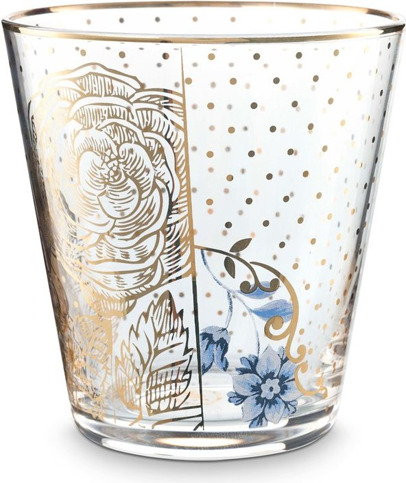Pip Studio Royal waterglas 270 ml