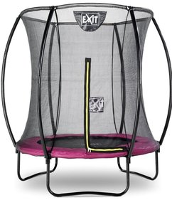 EXIT Silhouette trampoline rond