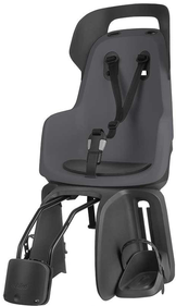 Bobike Go rear child bike seat saddle tube
