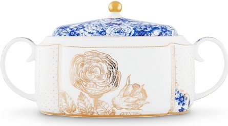 Pip Studio Royal White soepterrine