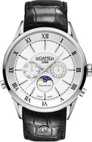 Roamer Superior Moonphase klocka