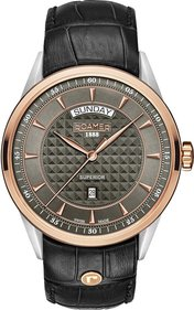 Roamer Superior Day Date montre pour homme