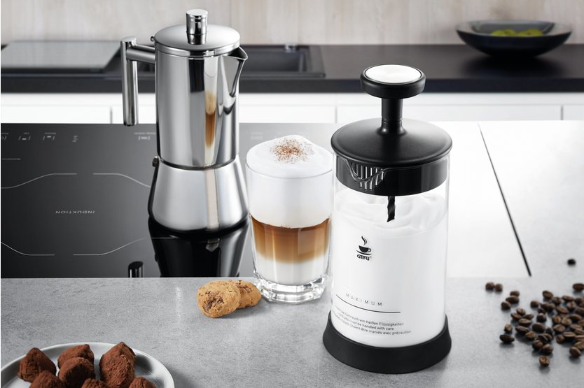 GEFU Antonio milk frother
